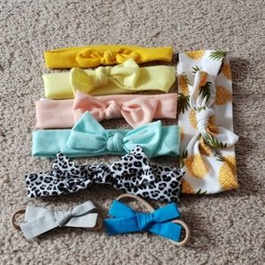 Other - [Various] Baby Girl Headbands